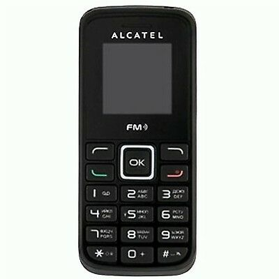 Prepaid Handy Alcatel 1010 + otelo 9 Cent SIM Karte 5 Euro Startguthaben D2