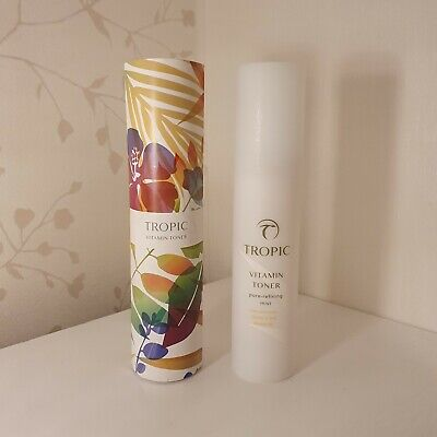 Tropic Vitamin Toner Pore-Refining Mist New