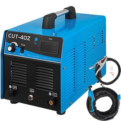 Cut-40z Plasma Cutter Built-in Air Compressor Inverter Cutting Machine 220v 40a