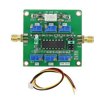 Uaf42 Active Filter Adjustable Highpasslowpassbandpass Filtering Board For Ham