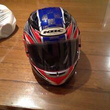 Helmet suits sports bike rider Abbotsbury Fairfield Area Preview