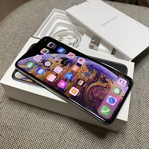 iPhone XS MAX 64GB Silver Unlocked