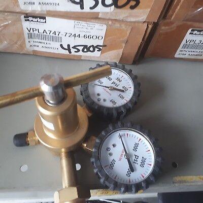 Cps Brrn1 Nitrogen N2 Regulator With 0-600 Psi Delivery Pressure