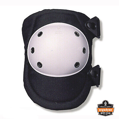 Ergodyne Proflex 300 Rounded Cap Knee Pad Buckle Closure - Construction