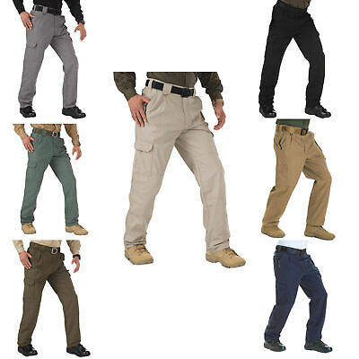 5.11 Tactical Men's Military Work Pants, Style 74251, Waist