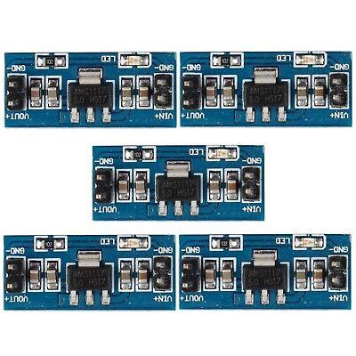 5v Out 6v To 12v In Ams1117-5.0 5.0v Step-down Linear Voltage Regulator Module
