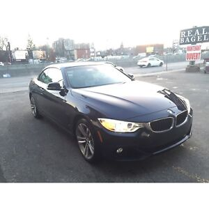 2014 BMW 428 Xi convertible