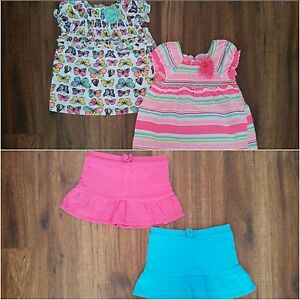 Girls Summer Clothes Lot