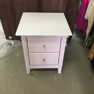 Two drawaer night stand