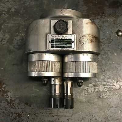 Sugino Machine Ltd Twin Drill Head 2d43-5100apv 2d43 5100apv .91 - 4.49 Center
