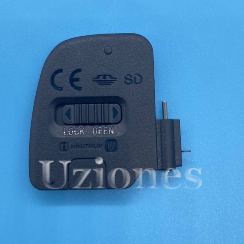 Battery Door Cover Lid Replacement For Sony Alpha A6000 A6100 ILCE-6000 Cameras