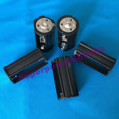 3S AA 14500 R6 cell black color battery spacer converter adapter holder series