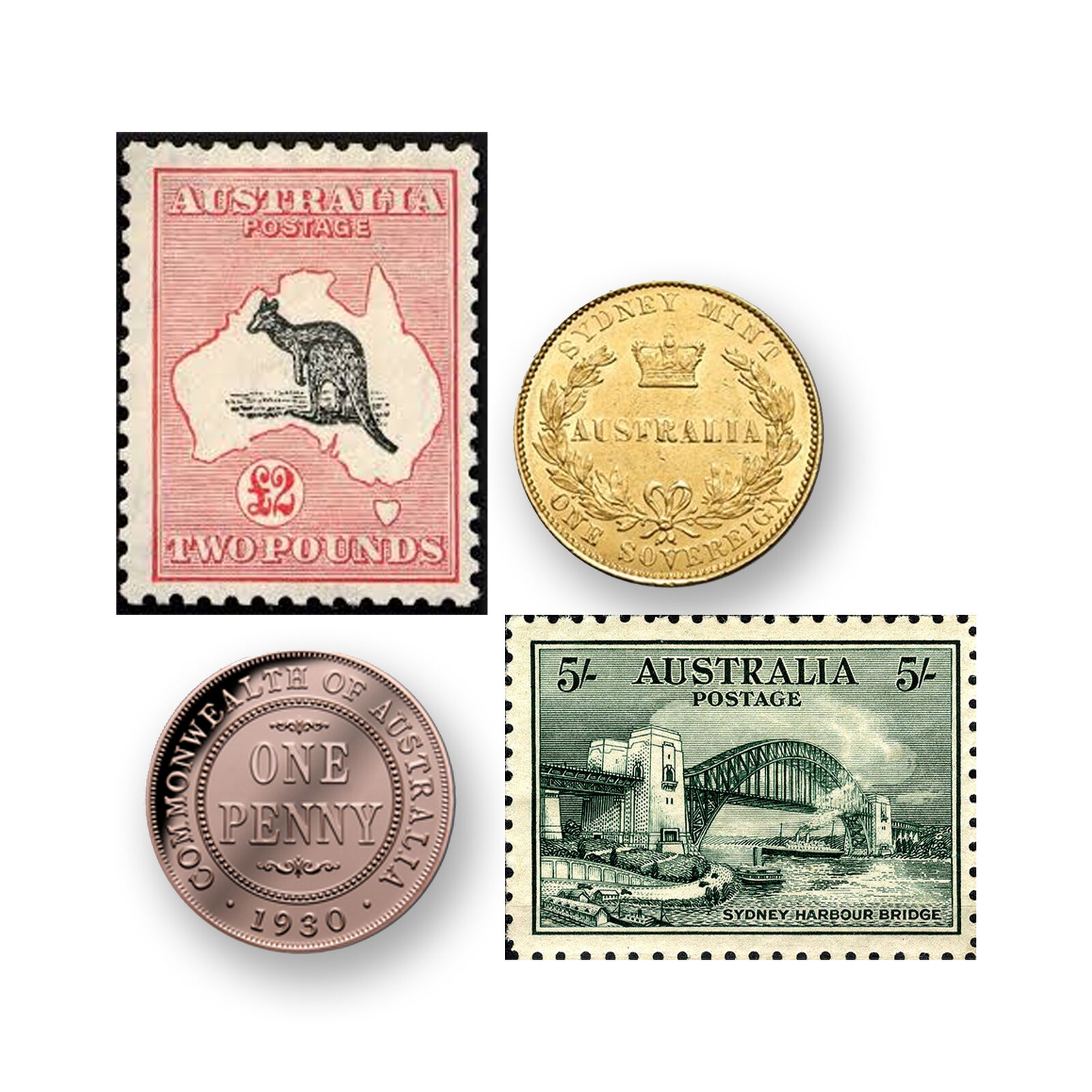 Max Stern Stamps and Coins