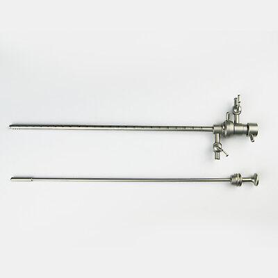 Hysteroscopy Sheath And Obturator For 4mm Hysteroscope