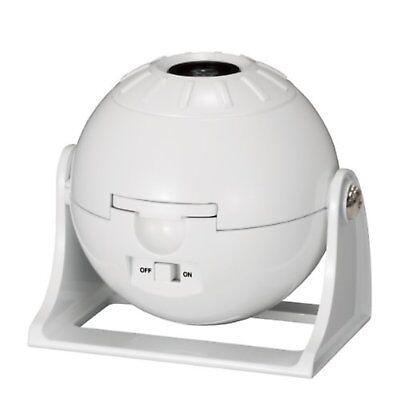 SEGA TOYS HOMESTAR Lite White Home Planetarium Free Ship w/Tracking# New Japan