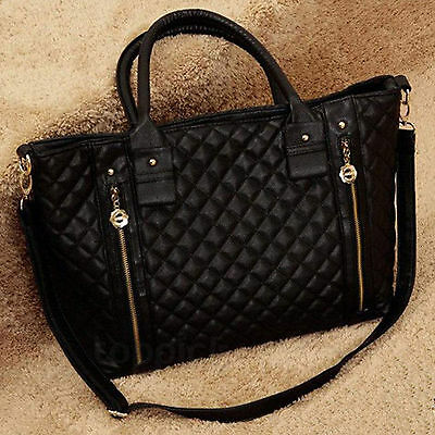 Handbag Shoulder Bag Tote Purse New Fashion PU Leather Women Messenger Hobo