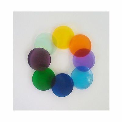 33mm Diameter Microscope Color Filters