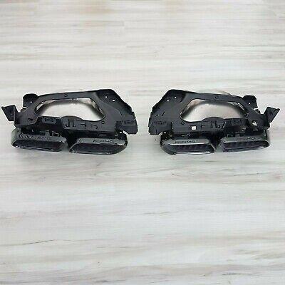 AMG 63 Mercedes-Benz GT C290 X290 Auspuffblenden A0004902100 A00049020000 W205