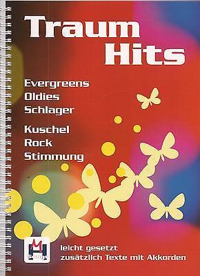Keyboard Gitarre Klavier Noten - TRAUMHITS -75 Lieder