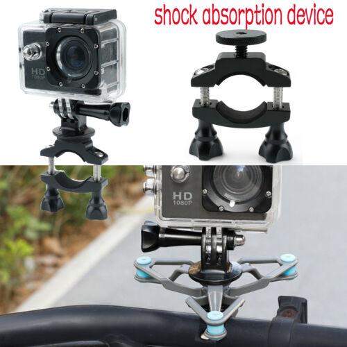 Shockproof Mount Holder Adapter Bicycle Bike Bracket for GoPro Hero 7 6 5 Black