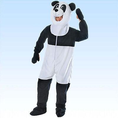 Tierkostüm Vollkostüm Panda Größe 48-54 Tier Kostüm Pandakostüm (Volle Panda Kostüme)