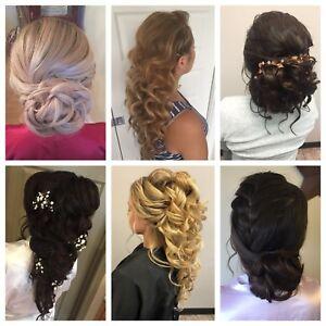 Hairstylist (Updos & Style) Mobile Calgary & Surrounding