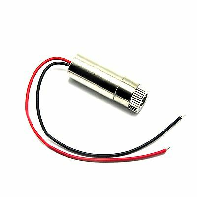 Focusable Dot 850nm 50mw Ir Infrared Laser Diode Module 3-5v W Driver In