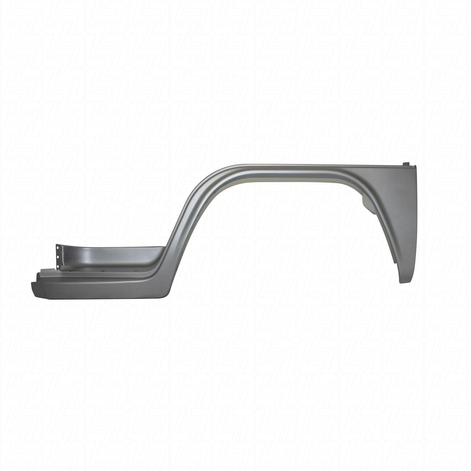 T2 Complete Front Wheel Arch Left for Baywindow 1972-1979