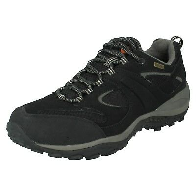 - MERRELL RIVAL SILVERTON SYN GTX XCR J584783 MENS SHOES LACE UP WALKING TRAINERS