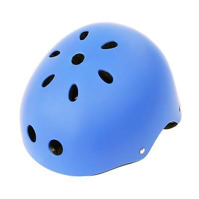 Casco Patinador Bicicleta de Seguridad para Niños en Azul - Urban Diseño...
