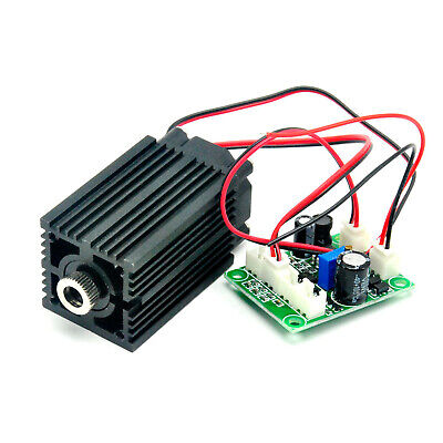 Dot 808nm 500mw Focusable Infrared Ir Laser Diode Module 12v Ttl Fan Cooling