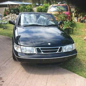 1995 Saab 900 Convertible Cairns Cairns City Preview
