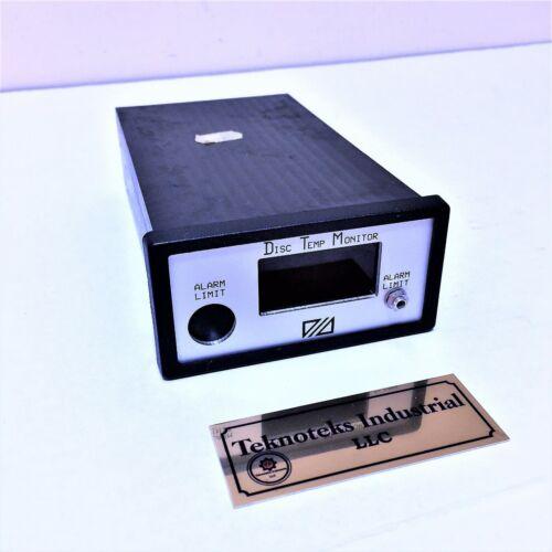 METSO DTM-02 DISC TEMPERATURE MODULE / CONTROLLER
