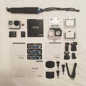 GoPro HERO4 Silver Edition Digital Action Camera + MORE!!! East Brisbane Brisbane South East Preview