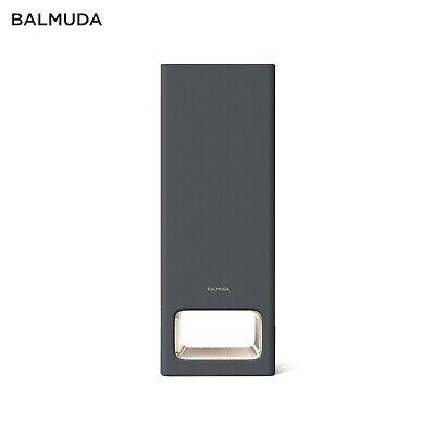 (US Only) BALMUDA A01B-GR Dark Gray The Pure Air Purifier 100-240V /Korean Ver.