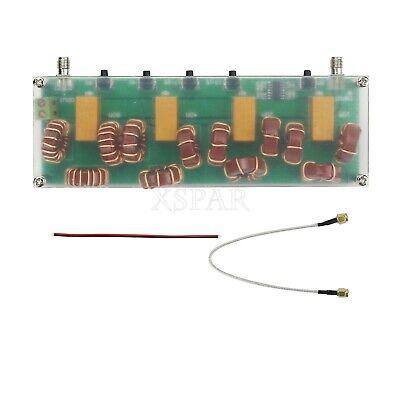 Lpf-100 1.8-30mhz Shortwave Low Pass Filter For Shortwave Power Amplifiers Radio