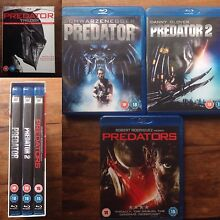 Predator Trilogy Blu-ray box set Thornbury Darebin Area Preview