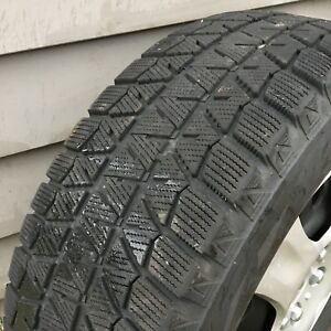 Winter tires GM rims Bridgestone Blizzak 235 65R16/wheel covers