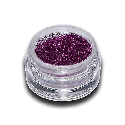 Lavendel Staub (Glitter Glitzer Puder Staub Lavendel Violett Grob #00213-36)