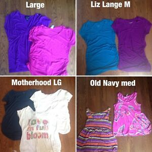 Huge Lot of Brand name Maternity Clothes