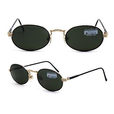 Brille Vogue Vo 3095 Oval Vintage Sonnenbrille Neu Old Lager 1990'S