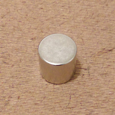 N52 Neodymium Cylindrical 12 X 12 Inch Cylinderdisc Magnets.