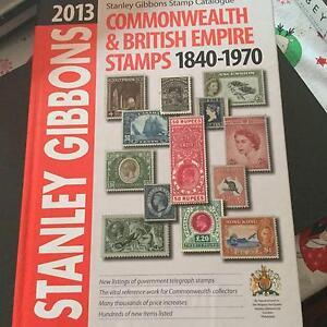 Large Stamp Book - Commonwealth & British Empire 1840- 1970 Boolarra Latrobe Valley Preview