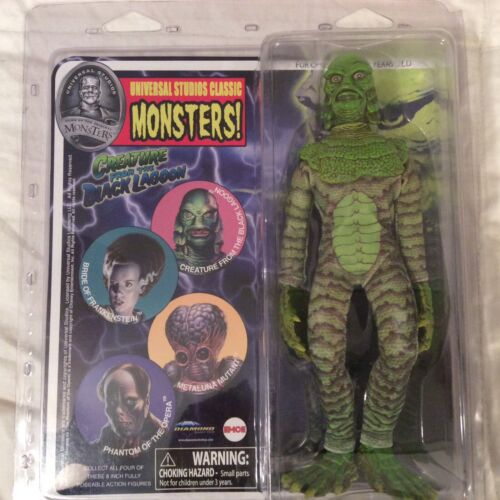 Universal Studios Classic Monsters Creature From The Black Lagoon Action Figure