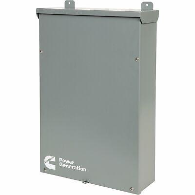 Cummins Automatic Transfer Switch - 200 Amps Model Ra200