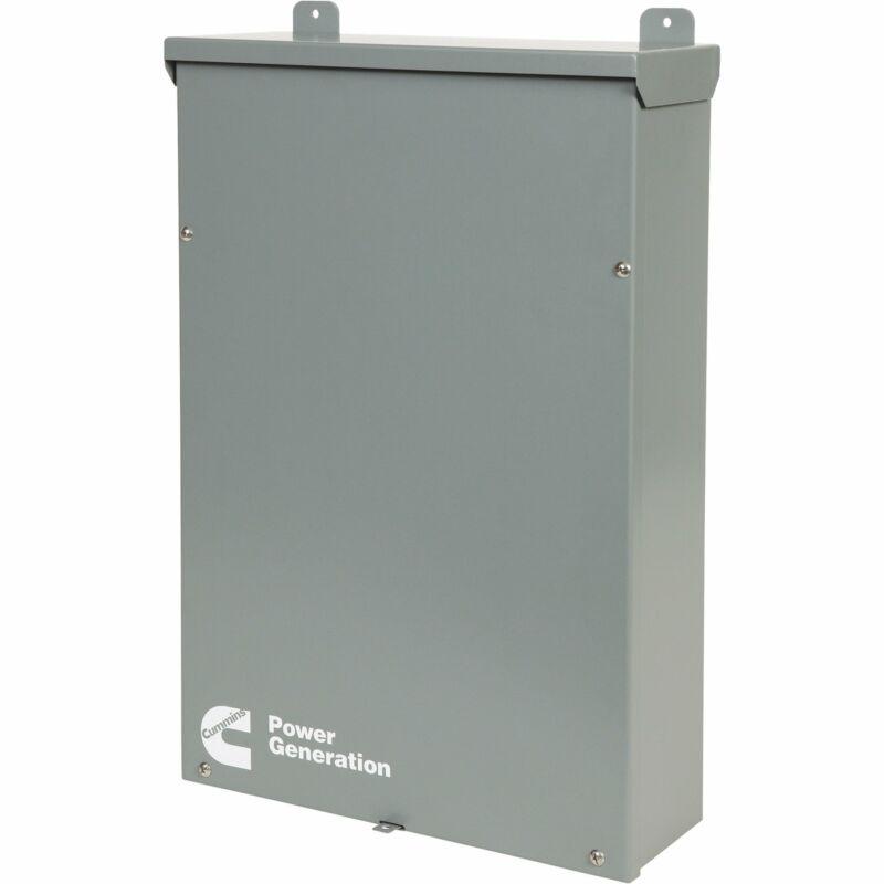 Cummins Automatic Transfer Switch - 200 Amps, Model# RA200