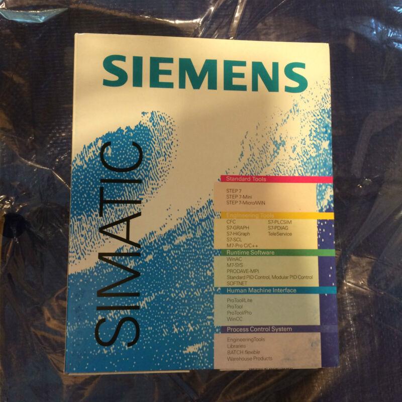Siemens 6ES7840-0CC02-0YE0 Simatic Software S7-Pdiag V5.0  - NEW IN BOX
