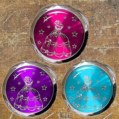 Sweet 15 Quinceanera favors Hand Compact Mirror Wedding 12 PC - Mis Quince Metal](Quinceanera Favors)