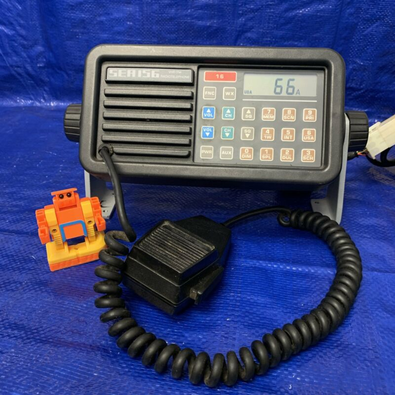 SEA 156 VHF/FM Radiotelephone Transceiver