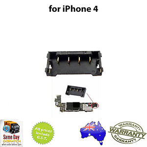 for iPHONE 4 / 4S - Battery Connector for Motherboard Main Board